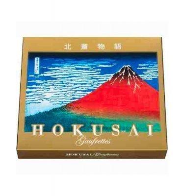 TOKYO FUGETSUDO Hokusai Gaufre Waffle - 24pcs