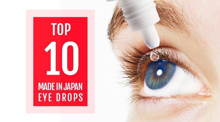 Top 10 Made in Japan Eye Drop