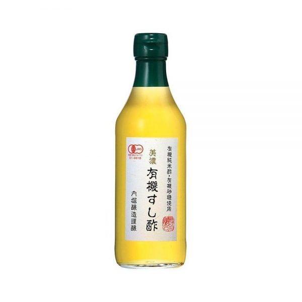 UCHIBORI Mino Organic Sushi Vinegar - 360ml