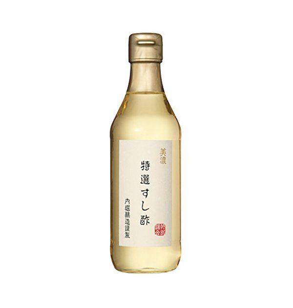 UCHIBORI Mino Premium Select Sushi Vinegar - 360mlUCHIBORI Mino Premium Select Sushi Vinegar - 360ml