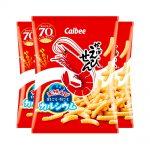 CALBEE Kappa Ebisen Shrimp Crackers from Japan Made in Japan