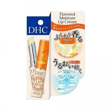 DHC Flavoured Moisture Lip Cream - Honey with Placenta