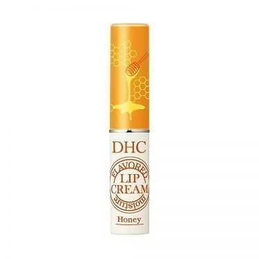 DHC Flavoured Moisture Lip Cream - Honey with Placenta