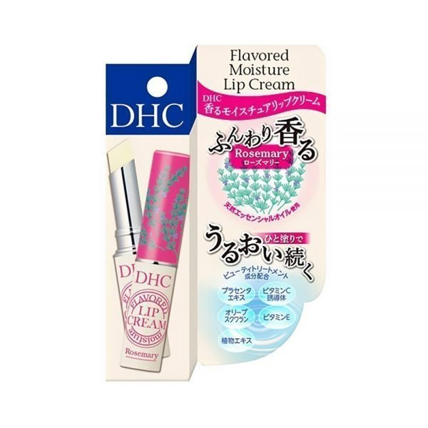 DHC Fragrance Moisture Lip Cream - Rosemary with Placenta