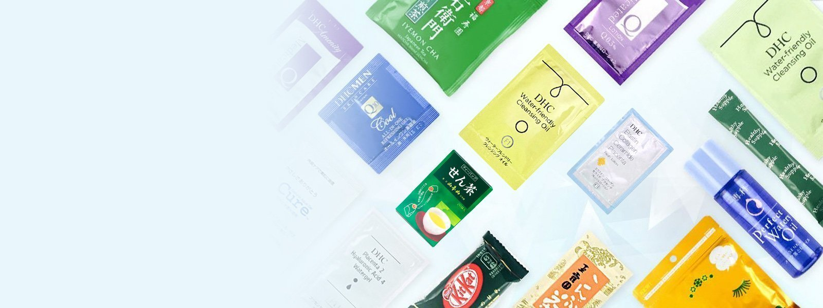 Free Product Samples from Japan with Love
