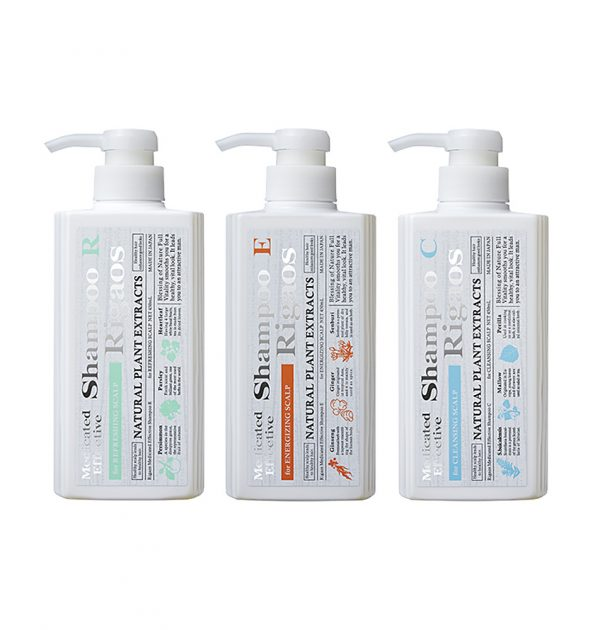 RIGAOS Medicated Effective Shampoo