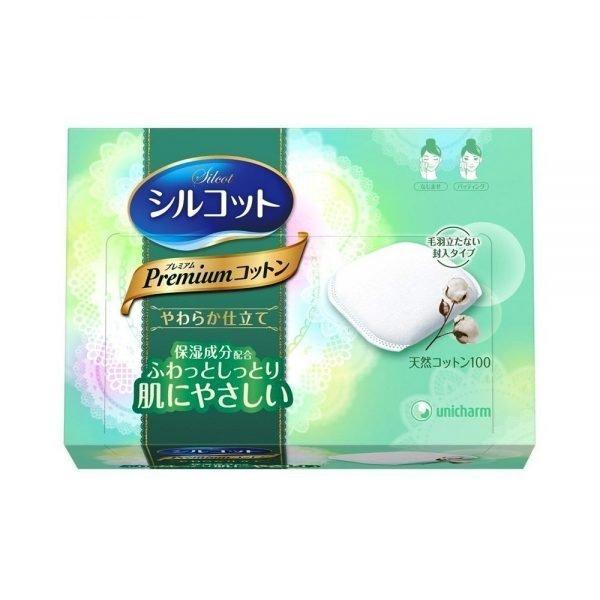 UNICHARM Silcot Silky Soft Touch Premium Cotton