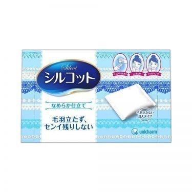 UNICHARM Silcot Velvet Touch Premium Cotton