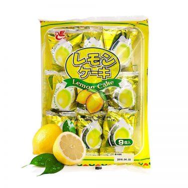 ACE BAKERY Japanese Lemon Cake 9 Packs
