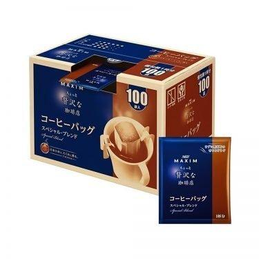 AGF Maxim Japanese Special Blend Drip Coffee