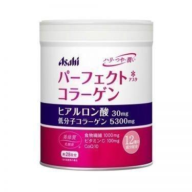 ASAHI Perfect Asta Collagen Powder Supplement