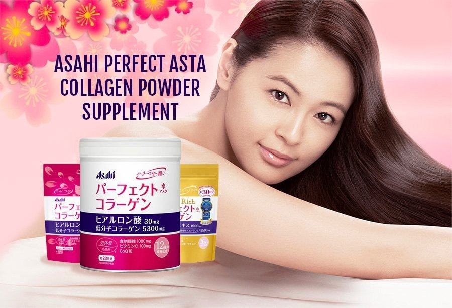 Các loại collagen của Nhật bạn nên biết