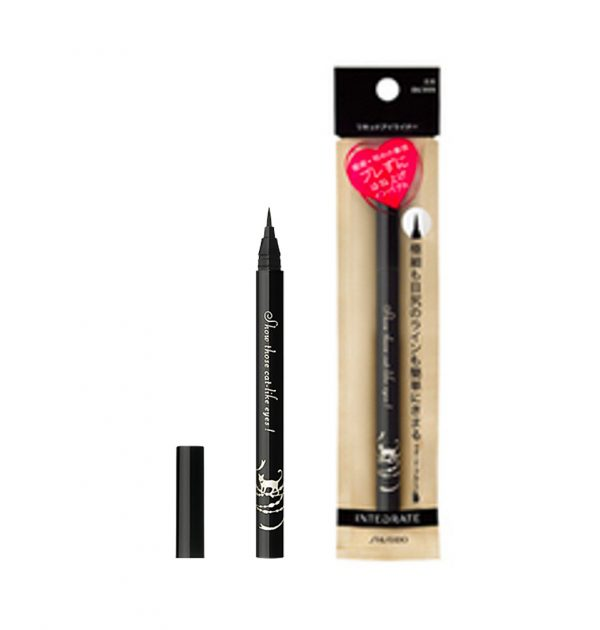 INTEGRATE by Shiseido Cat Look Liquid Eyeliner Black - 0.5ml