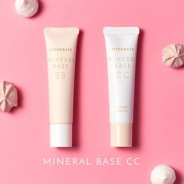 INTEGRATE by Shiseido Mineral Base Made in Japan