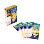 KOSE Premium Clear Turn Royal Jelly Face Mask - Collagen