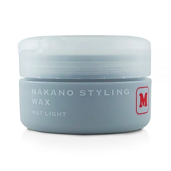 NAKANO Styling Wax M Mat Light