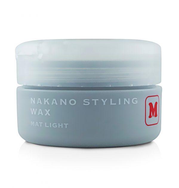 NAKANO Styling Wax M Mat Light
