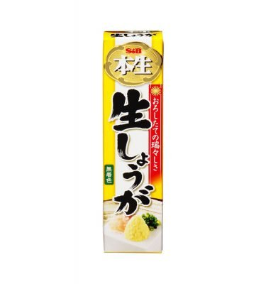 SB Oroshi Honnama Shouga Japanese Ginger Paste in Plastic Tube - 40g