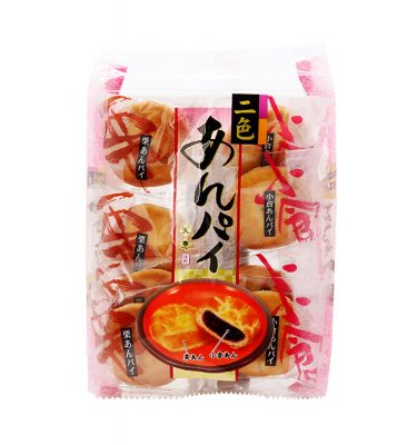TENKEI An Pie Red Bean and Chestnut Pie - 8pcs