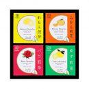 FUKUJUEN Sencha Green Tea Assorted Box - 4 Flavours