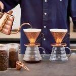 HARIO V60 Copper Buono Coffee Drip Kettle - Genuine Made in Japan