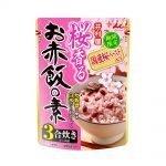 IMURAYA Sekihan Azuki Bean Rice Mix Osekihan no Moto Sakura