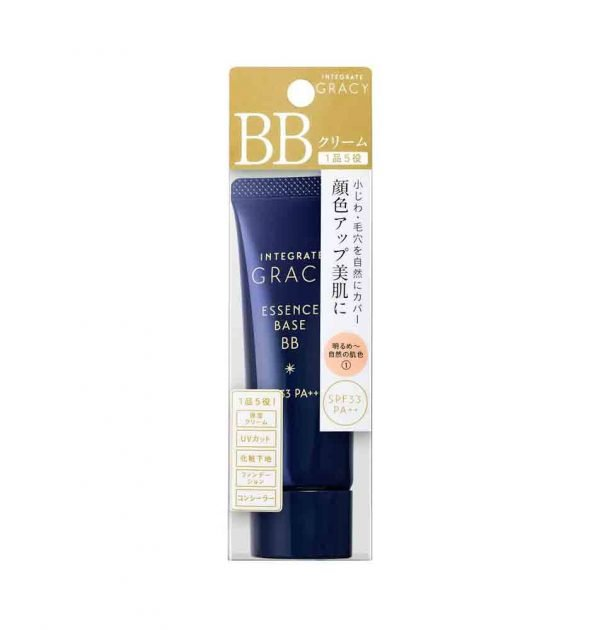 INTEGRATE GRACY by Shiseido Essence Base BB 1 Made in Japan