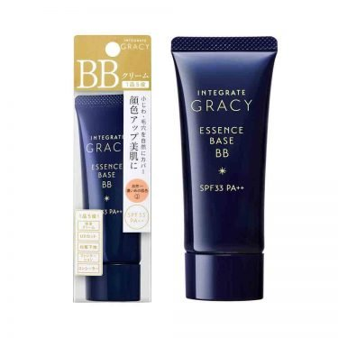 INTEGRATE GRACY by Shiseido Essence Base BB 2 Made in Japan