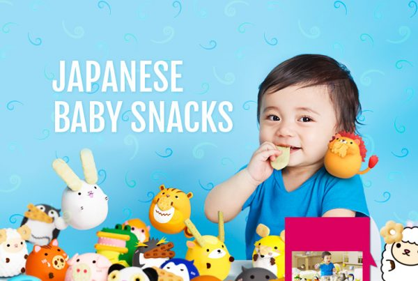 Japanese Baby Snack