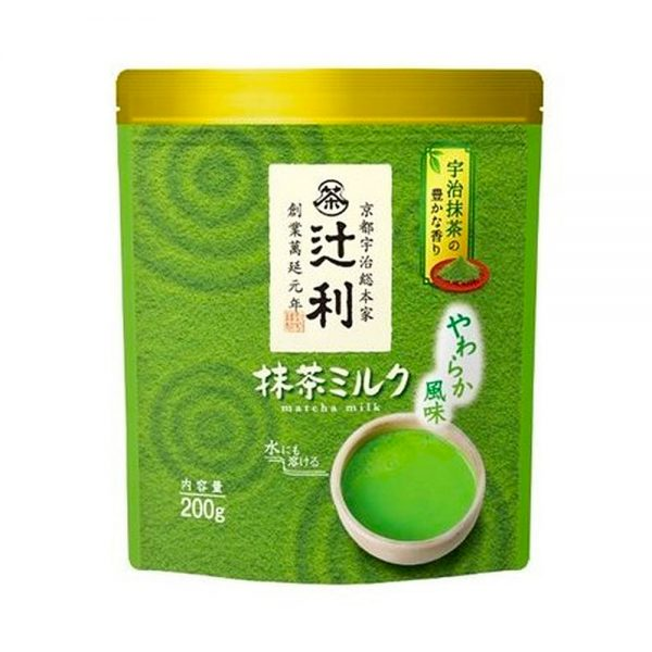 KATAOKA Tsujiri Matcha Milk Soft Flavour Made in Japan
