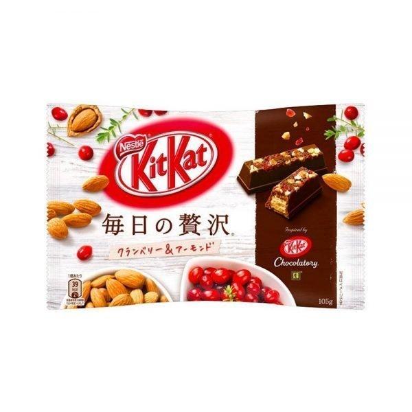 Kit Kat Chocolatory Bar with Cranberry & Almond