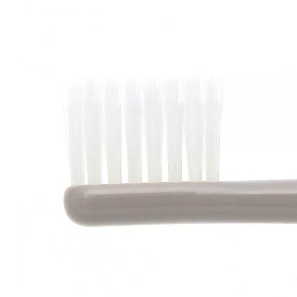 MUJI Flat Type Mat Toothbrush 4 Colour Set