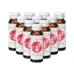 SHISEIDO Pure White Drinks - 50ml x 10 Bottles