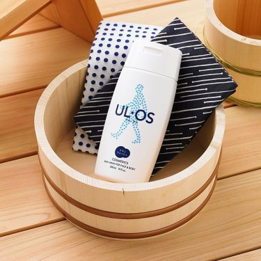 ULOS Medicated Skin Wash Made in Japan