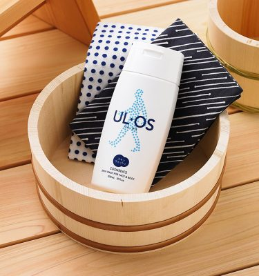 ULOS Medicated Skin Wash Made in Japan
