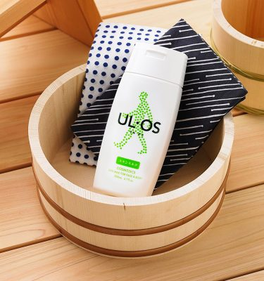 ULOS Skin Milk Face and Body Made in Japan