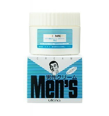 UTENA Mens Face Cream Moist Made in Japan