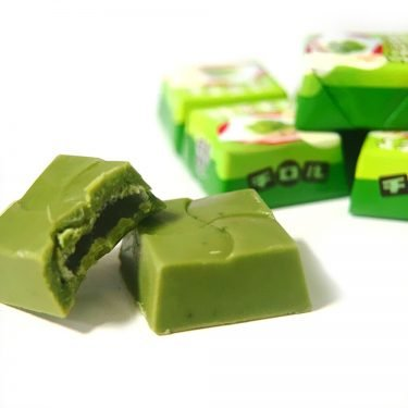 CHIRORU CHOCO Kinako Mochi Matcha Made in Japan