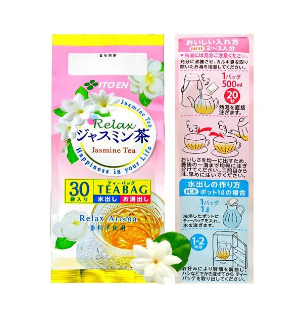 Itoen Relax Jasmine Tea Bags