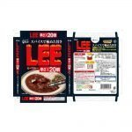 GLICO Beef Hot Curry LEE Made in Japan