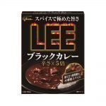 GLICO Beef Super Hot Curry LEE Made in Japan