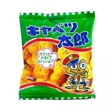 KASHIDO Cabbage Taro Japanese Dagashi Snack