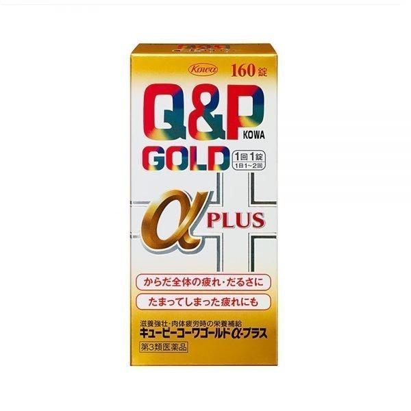 KOWA Q&P Kowa Gold α Alpha Plus