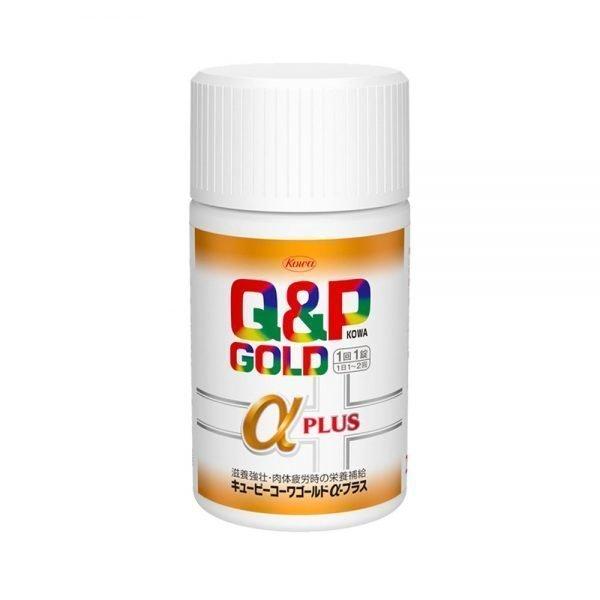 KOWA Q&P Kowa Gold a Alpha Plus