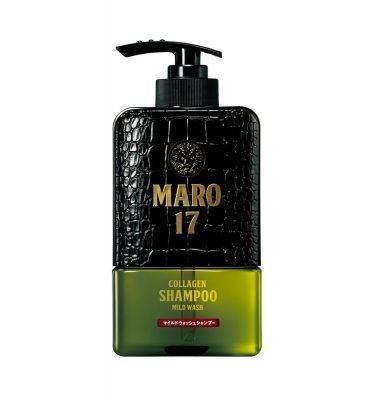 MARO 17 Collagen Shampoo Mild Wash for Men