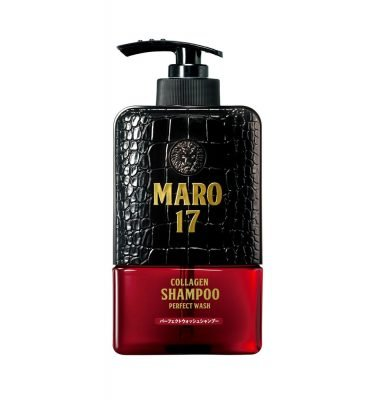 MARO 17 Collagen Shampoo Perfect Wash for Men
