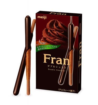MEIJI Fran Chocolate Sticks Made in Japan