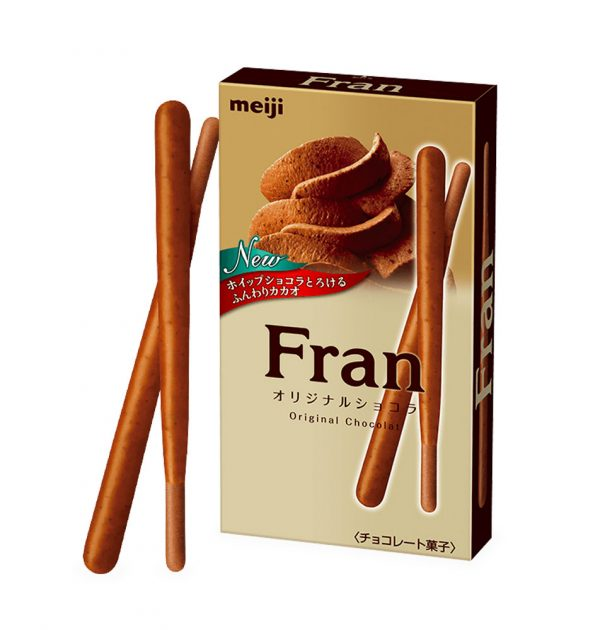 MEIJI Fran Chocolate Sticks Made in Japan