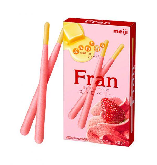 MEIJI Fran Strawberry Sticks