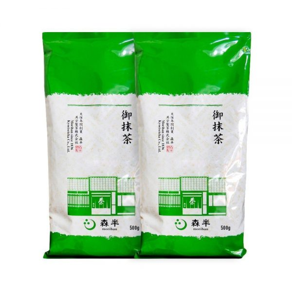MORIHAN Commercial Rich Matcha Powder Made in Japan